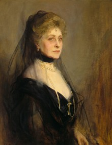 Great Britain, Duchess of Argyll, née Princess Louise Caroline Alberta of; daughter of Queen Victoria and wife of 9th Duke 2599