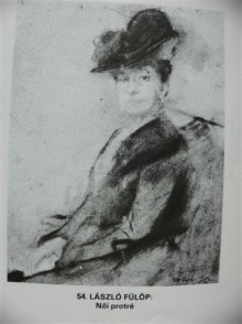 Unidentified: A Seated Lady, half length, wearing a hat 9083