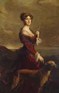 Londonderry, Edith Vane-Tempest-Stewart, Marchioness of, previously Viscountess Castlereagh, née the Honourable Edith Helen Chaplin; wife of 7th Marquess 6142