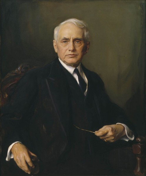 Kellogg, The Honourable Frank Billings, American Ambassador to the Court of St. James's 5923